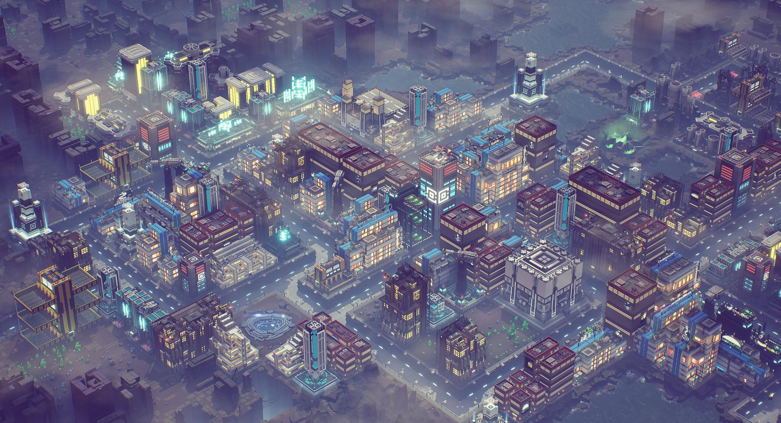 Industries of Titan | Brace Yourself Games